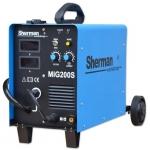 Suvirinimo pusautomatis MIG MAG/MMA, MIG 200S, 200A, 230V (SINW-MIG200S)
