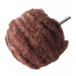 Abrazyvinis antgalis | rutulio formos | bordinis | P 180 | 100 mm (SK19681)