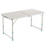 Sulankstomas stalas / prekystalis (aliuminis) reguliuojamas aukštis (LC01)