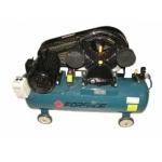 Oro kompresorius stūmoklinis 2 cilindrų 100l 380V 4kW 648l/min 850rpm 10bar (TB290-100)