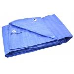 Tentas neperšlampamas 3x5m mėlynas +-5% (G01932)