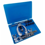 Набор для развальцовки трубок | Дюймовые размеры | 9 шт. (ES-3060)