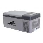 Automobilinis šaldytuvas | Kompresorinis | Wertberg 12/24V (LP15)