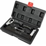Variklio fiksavimo įrankių rinkinys | Opel 1.4-1.8 16V | 7 vnt. (YT-06005)