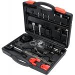 Variklio fiksavimo įrankių rinkinys | Opel | Benzinas/Dyzelis | 29 vnt. (YT-06007)