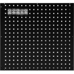 Perforuota plokštė dirbtuvių baldams | 66 x 70 x 2 cm (YT-08936)