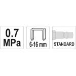 Pneumatinis kabiamūšis | 6-16 mm (YT-09201)