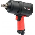 """Pneumatinis veržliasukis 1630 Nm, 3/4"""", """"Yato"""" (YT-09571)"""