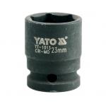 "Galvutė smūginė 23 mm 1/2"" (YT-1013)"
