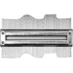 Kontūrų matuoklis | metalas | 150 mm (YT-70870)