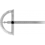 Kampo matuoklis / matlankis su liniuote | 150x120 mm (YT-72140)