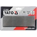 Galąstuvas deimantinis   plieninė bazė   150 X 50 mm   P 300 (YT-76085)