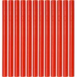 Karštų klijų lazdelės | raudonos | 7,2X100 mm | 12 vnt. (YT-82442)