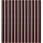 Karštų klijų lazdelės | rudos | 7,2X100 mm | 12 vnt. (YT-82447)
