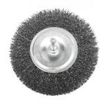 Šepetys vielinis banguotas su koteliu 100mm (M06967)