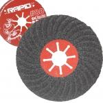Šlifavimo diskas CP Fibre Flex 125x22mm P80 (M08322)