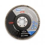 Šlifavimo diskas lapelinis 125mm P80 (KD967)