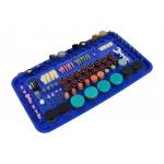 Šlifuoklis (mini) 170W/220V + 222 vnt. priedai (G81223)