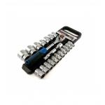 Įrankių rinkinys 20d. 1/2'' 12br., (8-32mm) (019-9-MSA-F)