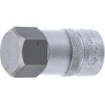 """Antgalis įpresuotas į galvutę   12,5 mm (1/2"""")   hex šešiakampis 26 mm (5184-H26)"""