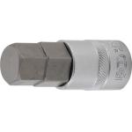 """Antgalis įpresuotas į galvutę   ilgis 70 mm   12.5 mm (1/2"""")   hex šešiakampis 13/16"""" (2753)"""