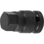 "Antgalis smūginis | 12,5 mm (1/2"") | Hex šešiakampis 19 mm (5334-H19)"