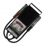 Akumuliatoriaus baterijos testeris 100A (6V ir 12V) AT7043