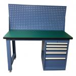 Darbastalis su spintele (5 stalčiai) ir stendu (TSB60B05)