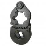 """Daugiafunkcinis raktas su terkšliniu mechanizmu 1/2"""" (17-24mm) (AT8212)"""