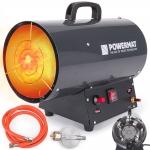 Dujinis šildytuvas 15kW POWERMAT (ST115GN)