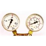 Dujų reduktorius CO2/AR 0-30 G3/4 (GOST) (CK12014M)