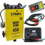 Akumuliatoriaus įkroviklis su paleidimo funkcija STROM (ST450)