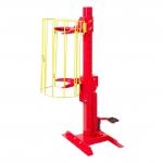 Hidraulinis spyruoklių suspaudėjas 1000kg (su apsauga) (TL15005A)