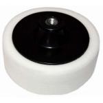 Poliravimo kempinė 150x150mm (balta) (M07910)
