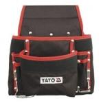Juosmens krepšys įrankiams, 8 kišenės (YT7410)