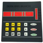Klaviatūra ratų balans.staklių PL-1820. Atsarginė dalis (KBPL1820AD)
