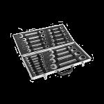 Набор ключей с трещоткой (6-32мм) 22шт. (KD311)