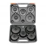 Lėkštelių rinkinys tepalo filtrui plastikinės 6 vnt. (SK1703)