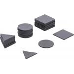 Magnetų rinkinys | lankstūs | 30 vnt. (79917)