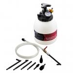Pavarų dėžės tepalo užpildymo įrenginys 3l su ATF adapterių rink. (CJTF1114)