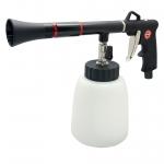Pneumatinis. plovimo/džiovinimo pistoletas su plastikiniu bakeliu (CA700)