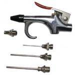 Prapūtimo pistoletas ir antgalių rinkinys (5vnt.) (ABG3020K)