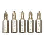 "Antgalis PHILLIPS 5/16"", 5vnt. PH #1 x 30mm (S59421)"