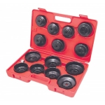 Комплект чашек для съема масляных фильтров 15 пр.(SK5100)