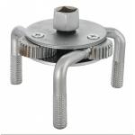 Съёмник трёхлапый реверсивный маслянного фильтра 65-110 мм (SKT7004)