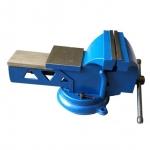 Spaustuvas plieninis šaltkalviškas pasukamas - Lūpų plotis 100mm, 5.0kg(LTQG004)