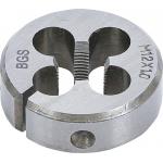 Sriegpjovė | M12 x 1.0 x 25 mm (M12X1.0-S)