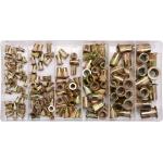 Srieginės kniedės | plieninės | M3-M10 | 150 vnt. (SK01099)