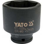 "Galvutė smūginė 52 mm 1/2"" (YT-1029)"